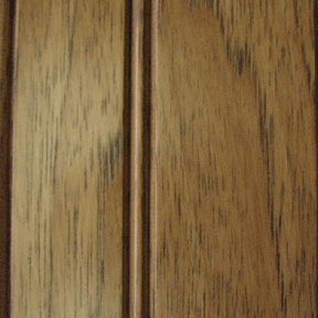 Hickory w/Ginger Stain