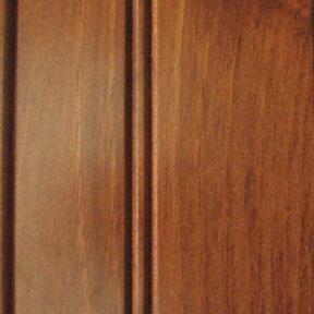 Knotty Pine w/Cinnamon Stain