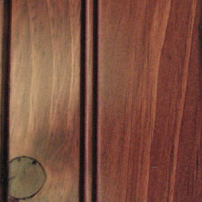 Knotty Pine w/Coventry Stain
