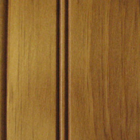 Knotty Pine w/Nutmeg Stain