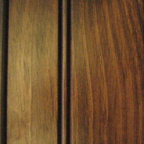 Knotty Pine w/Sage Stain