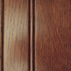 Qtr Sawn Wt Oak w/Coventry Stain