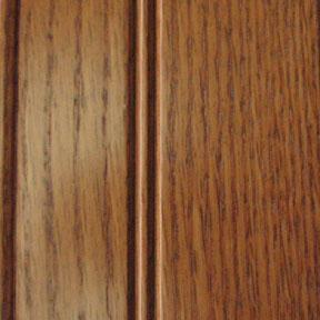 Red Oak w/Cinnamon Stain